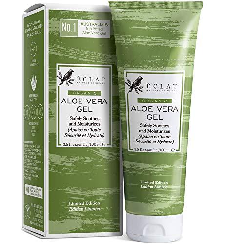 Gel Aloe Vera 100% Eclat – Gel Natural de Aloe Vera Cara