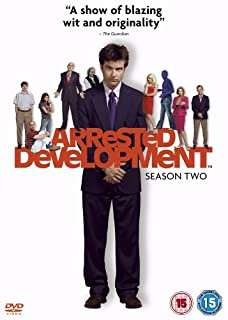 Arrested Development - Season 2 [DVD] (B000BTIPI4) | Amazon price tracker / tracking, Amazon price history charts, Amazon price watches, Amazon price drop alerts