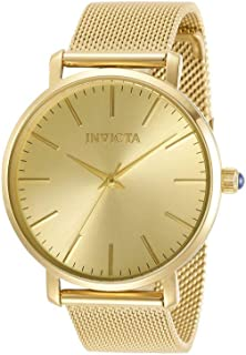Invicta Women's Angel Quartz Watch with Stainless Steel Strap
