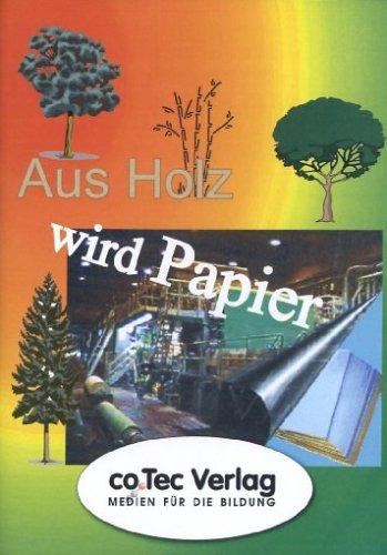 Aus Holz wird Papier - Einzell-Lizenz