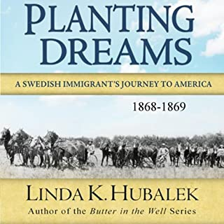 Planting Dreams audiobook cover art