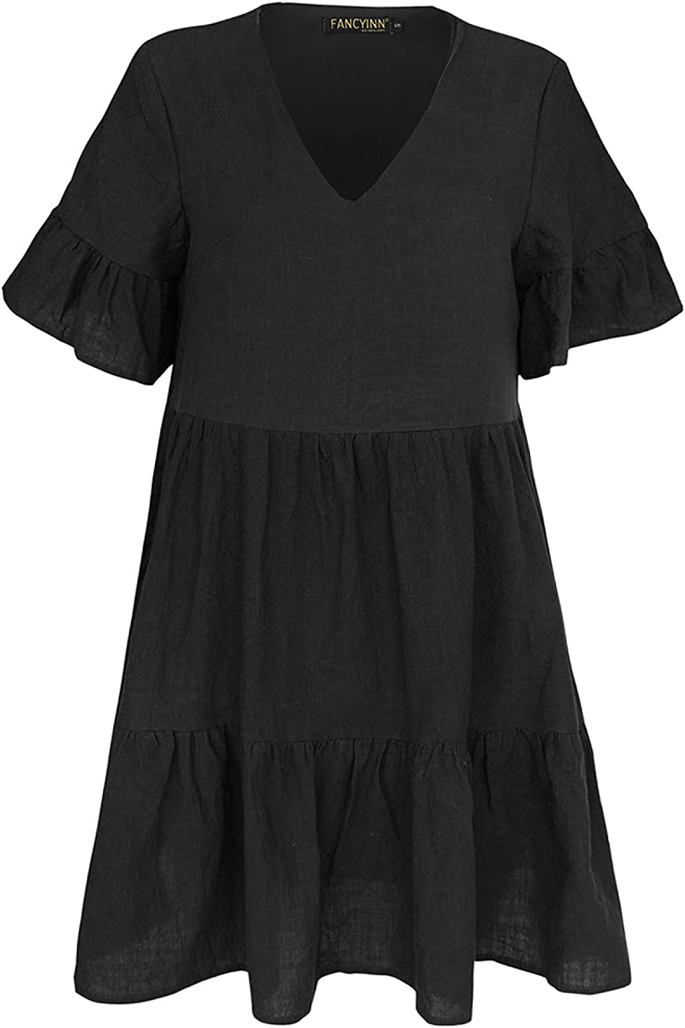 GenericBrands Women's Attention brand Dress European American Low-Cu New product!! Summer and