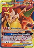 Pokemon - Carta singola CHARIZARD & BRAIXEN GX 22/236 COSMIC ECLIPSE SM12