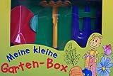 Meine kleine Garten-Box - Buch mit Gartengeräten für kleine Gärtner ab 3 Jahre