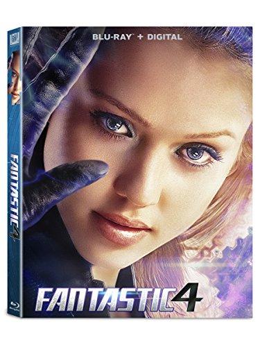 Fantastic Four [Edizione: Stati Uniti] [Italia] [Blu-ray]