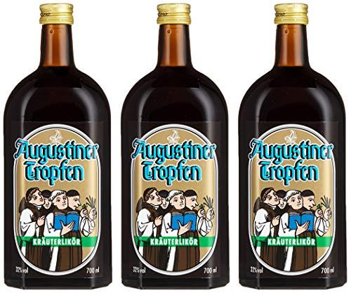 Dr. Rauch Augustiner Tropfen 32% vol, Kräuter (3 x 0.7 l)