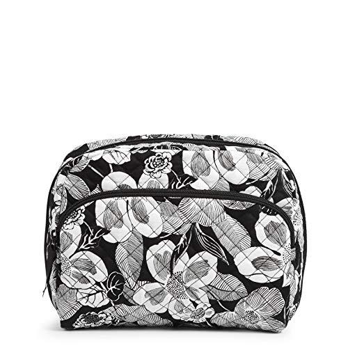 vera-bradley-signature-cotton-lay-flat-cosmetic-makeup-organizer-bag-bedford-blooms