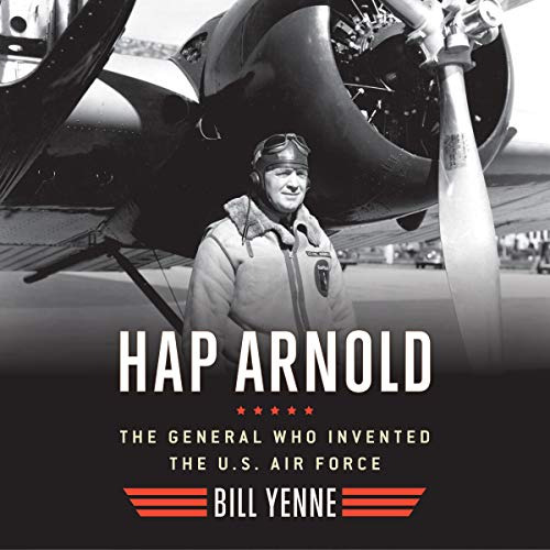 Hap Arnold audiobook cover art