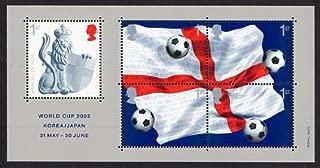 2002 de balón de fútbol diseño del mundial de hoja en miniatura No ...