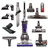 Dyson Ball Animal 2 Corded Upright Vacuum with 10 Tools Including Floor & Ceiling Kit and Home Cleaning Kit | HEPA Filtered - Purple