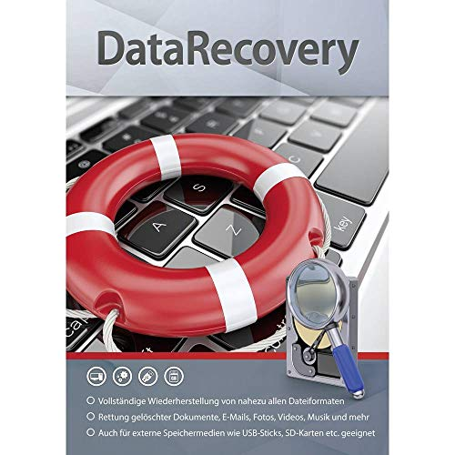 N/A DataRecovery Vollversion, 1 Lizenz Windows Backup-Software