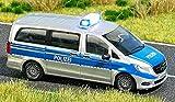 Busch 5597 Mercedes V-Klasse Polizei beleuchtet -
