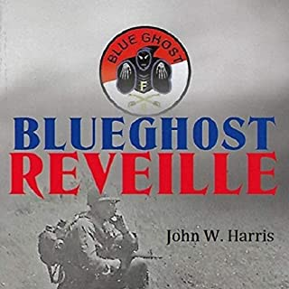 BlueGhost Reveille audiobook cover art