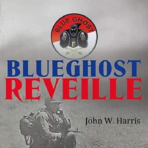 BlueGhost Reveille audiobook cover art