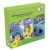 COFRE DE EXPERIENCIAS 'EXPLORA LA NATURALEZA' - Más de 650 experiencias para exploradores intrépidos
