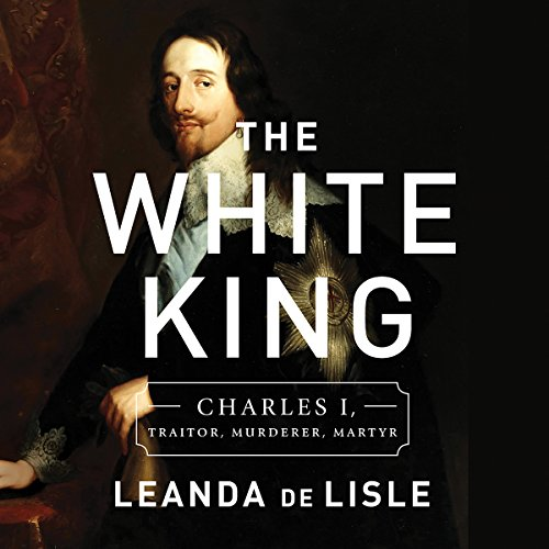The White King audiobook cover art