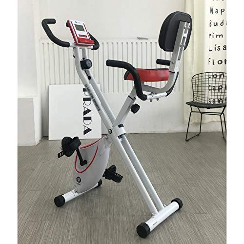 YHSGD Bicicleta estática para el hogar Mute Control magnético Bicicleta estática Bicicleta de Interior Bicicleta de Spinning Pérdida de Peso