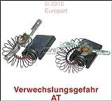 Kohlen 15x5x27mm 4,8AMP Alternativ Waschmaschine Miele 1689370