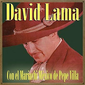 David Lama Con el Mariachi México de Pepe Villa
