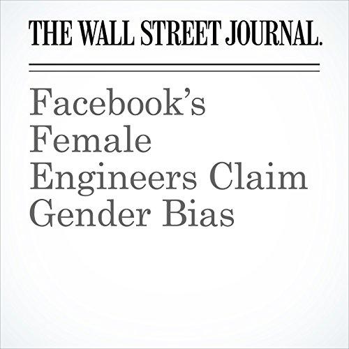 Facebook's Female Engineers Claim Gender Bias copertina