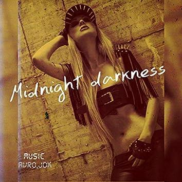 Midnight darkness