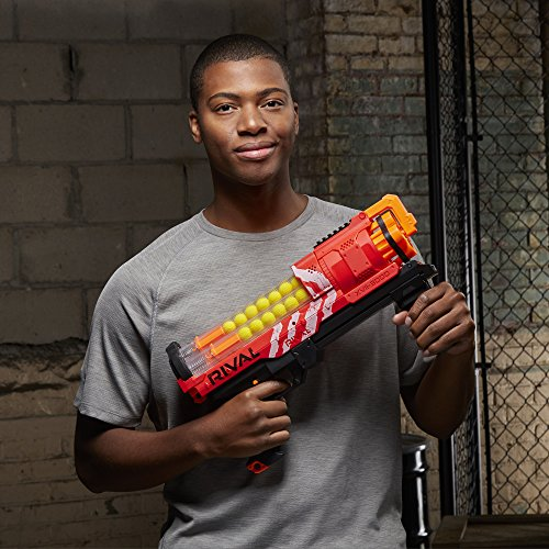 Nerf Rival Artemis XVII-3000 in the box