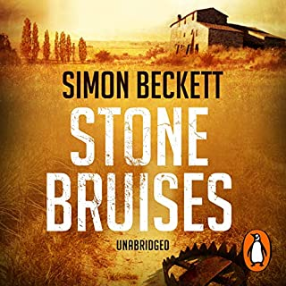 Stone Bruises                   By:                                                                                                                                 Simon Beckett                               Narrated by:                                                                                                                                 Jonathan Keeble                      Length: 10 hrs and 5 mins     34 ratings     Overall 3.8