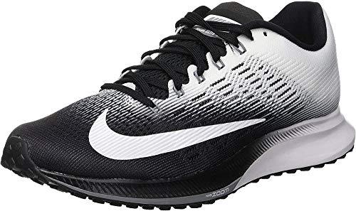 Nike Damskie buty do biegania WMNS Air Zoom Elite 9, Wielokolorowy czarny chłodny szary biały - 38.5 EU
