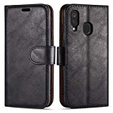 Case Collection Premium Leather Folio Cover for Samsung