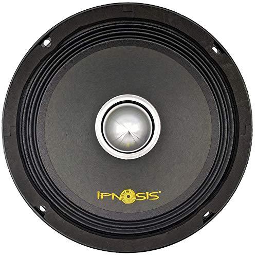 """1 WOOFER IPNOSIS IPM 1200 IPM1200 altoparlante da 20,00 cm 200 mm 8"""" di diametro 160 watt rms e 300 watt max 4 ohm sensibilità di 99 db auto, 1 pezzo"""
