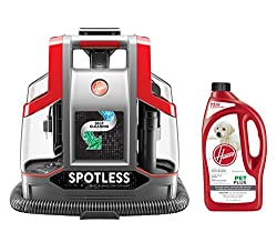 best carpet cleaner for pets - Hoover Spot Cleaner