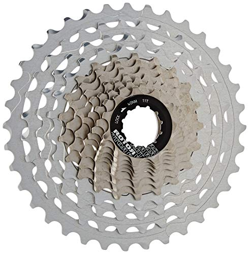 Rotor 11-36 Vélo de Course Unisexe à Cassette 12 Vitesses Argent 36
