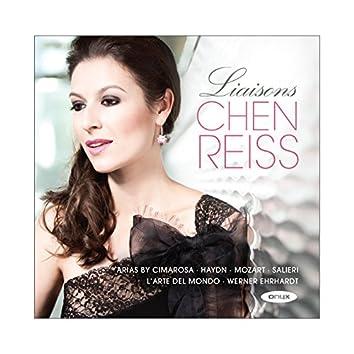 Mozart, Haydn, Cimarosa , Salieri Arias 'Liasions'