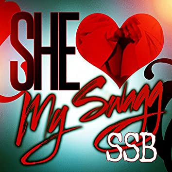 She Loves My Swagg (feat. Bangghz) - Single