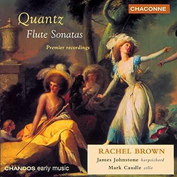Quantz: Flute Sonatas