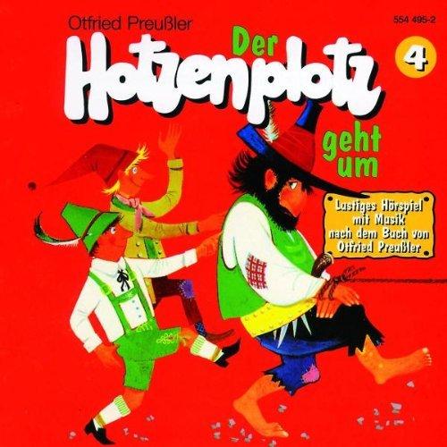 Raeuber Hotzenplotz 4 by Otfried Preussler (1998-09-07)
