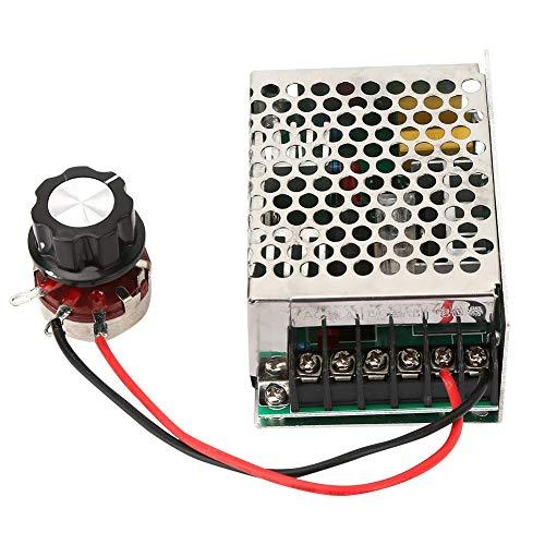 Regulador De Velocidad,220v Motor DC,Regulador Motor,Control De Velocidad Monofásico,Dc Motor Governor Protección De Fusible En Sobrecorriente
