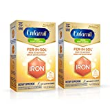 Enfamil Fer-In-Sol Drops 50 mL ( Pack of 2)