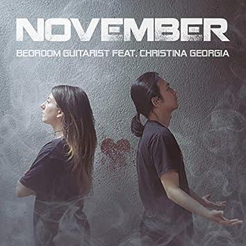 November (feat. Christina Georgia)