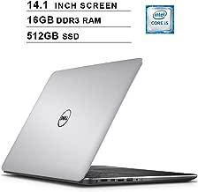 2019 Premium Dell Latitude E7440 Ultrabook 14.1 Inch Business Laptop (Intel Dual Core i5-4300U up to 2.9GHz, 16GB DDR3L RAM, 512GB SSD, Intel HD 4400, WiFi, HDMI, Windows 10 Pro, Gray) (Renewed)
