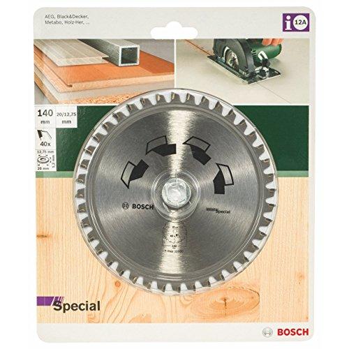 Bosch 2 609 256 885 - Hoja de sierra circular