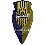 Hellas Ver-On-A Sport Logo Fútbol Cálido Cuello Bufanda Turbante Headgear Cara Toalla Cuello Protección a prueba de viento Sombrero Pasamontañas