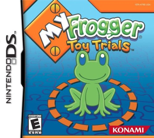 Konami My Frogger Toy Trials, Nintendo DS