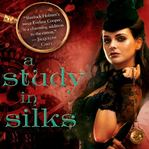 A Study in Silks cover art