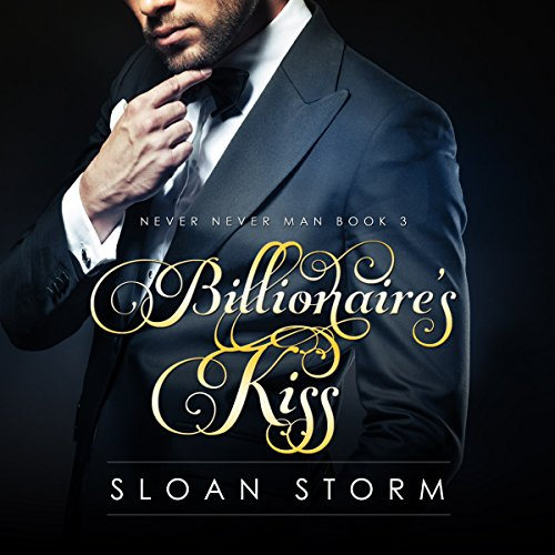 Billionaire's Kiss audiobook cover art