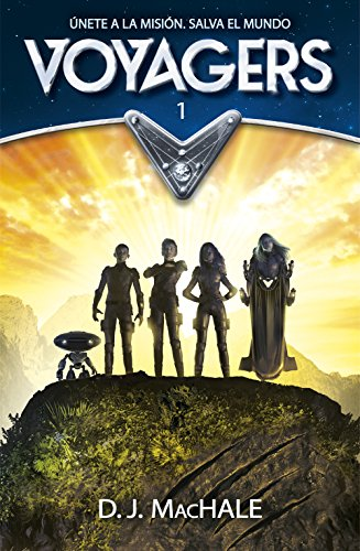 Voyagers (Serie Voyagers 1) (Spanish Edition)