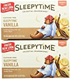 Celestial Seasonings Sleepytime Vanilla Tea Bags, 20 ct, 2 pk