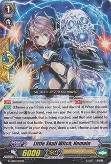 Cardfight!! Vanguard TCG - Little Skull Witch, Nemain (G-LD01/010EN) - G Legend Deck 1: The Dark