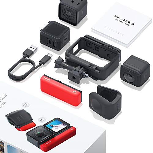 Insta 360 One R Compact Camera