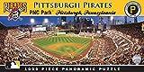 MasterPieces 91426: Pittsburgh Pirates 1000pc Panoramic Puzzle